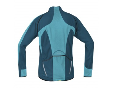 GORE BIKE WEAR PHANTOM 2.0 WS SO Zip-off-Jacke ink blue/scuba blue