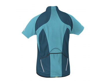 GORE BIKE WEAR PHANTOM 2.0 WS SO zip-off-jacket ink blue/scuba blue