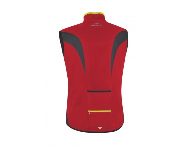 GORE BIKE WEAR POWER WS SO thermal vest red/black
