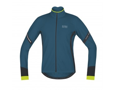 GORE BIKE WEAR POWER 2.0 thermal long-sleeved jersey ink blue/black