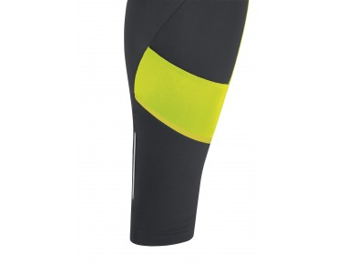 GORE BIKE WEAR POWER 3.0 thermal bib tights, long black/neon
