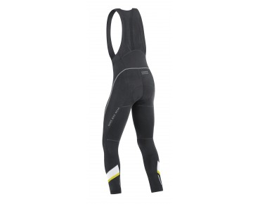 GORE BIKE WEAR POWER 3.0 thermal bib tights, long black/white