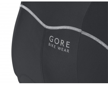 GORE BIKE WEAR POWER 3.0 - salopette lunga black/white