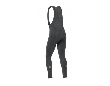 GORE BIKE WEAR ELEMENT 2.0 thermal bib tights+ black