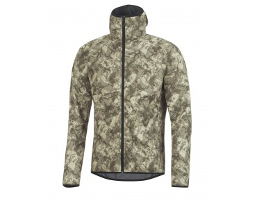 GORE BIKE WEAR ELEMENT URBAN PRINT GWS Jacke camouflage