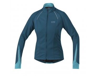 GORE BIKE WEAR PHANTOM 2.0 WS SO Lady Zipp-off-Jacke ink blue/scuba blue