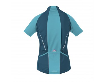 GORE BIKE WEAR PHANTOM 2.0 WS SO zipp off damesjack ink blue/scuba blue