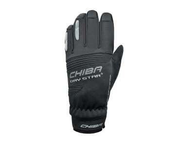 CHIBA DRY STAR PLUS winter gloves black