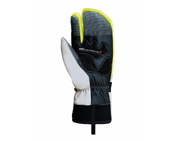 CHIBA ALASKA PLUS REFLEX winter gloves reflective silver