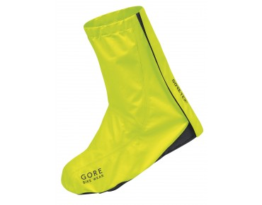 GORE BIKE WEAR UNIVERSAL CITY GT overshoes day-glo yellow