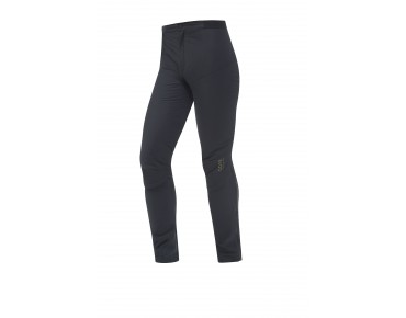 GORE BIKE WEAR ONE GORE WINDSTOPPER trousers black