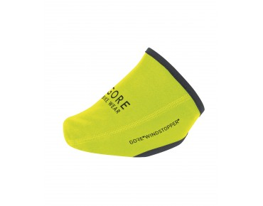 GORE BIKE WEAR ROAD GWS toe covers day-glo yellow