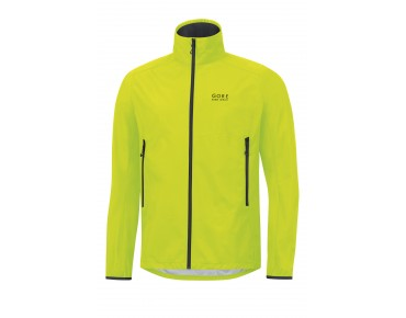 GORE BIKE WEAR GWS jacket day-glo yellow