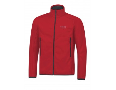 GORE BIKE WEAR GWS thermal jacket red