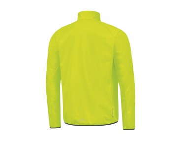 GORE BIKE WEAR GWS thermal jacket neon yellow