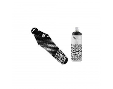 ROSE set: rit:ze carbon rear mudguard and Podium drinks bottle 710 ml