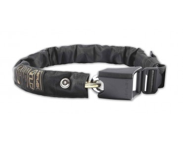Hiplok Gold chain lock 85 cm black