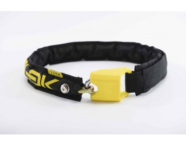 Hiplok LITE chain lock 75 cm black/yellow