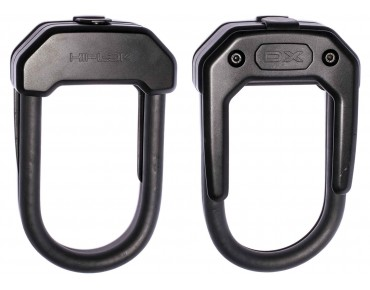 Hiplok DX U-lock black