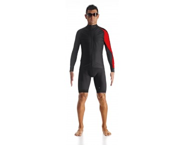ASSOS MILLE_INTERMEDIATE_evo7 long-sleeved jersey red