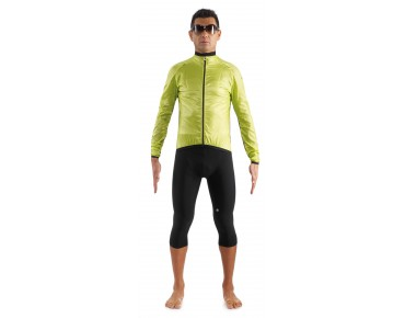 ASSOS sJ.BlitzFeder windbreaker safety yellow