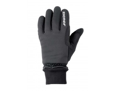 ziener GORE WINDSTOPPER Winterhandschuhe black