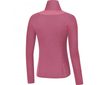 GORE BIKE WEAR SUNLIGHT thermal long-sleeved jersey for women jazzy pink/giro pink