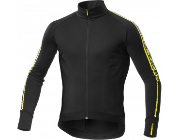 MAVIC COSMIC ELITE 16 thermal long-sleeved jersey black/black