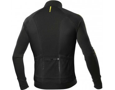 MAVIC COSMIC ELITE 16 Thermo Langarm Trikot black/black