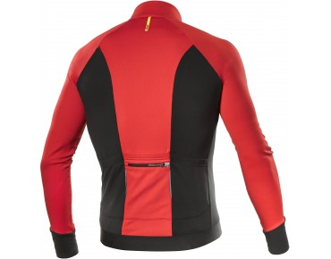MAVIC COSMIC ELITE 16 Thermo Langarm Trikot racing red/black
