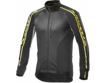 MAVIC COSMIC ELITE 16 thermal windbreaker jacket black-white