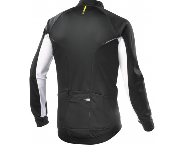 MAVIC COSMIC ELITE 16 thermal windbreaker jacket black/white