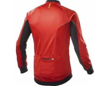 MAVIC COSMIC ELITE 16 Windschutz Thermo Jacke racing red/black