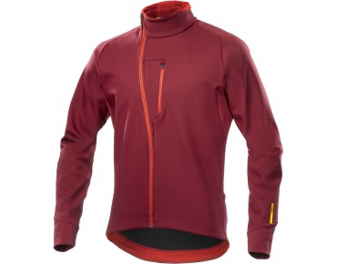 MAVIC AKSIUM 16 thermal windbreaker 1976