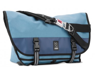 CHROME CITIZEN Messengerbag Sea/Indigo