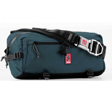 CHROME KADET NYLON Messengerbag indigo