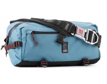 CHROME KADET NYLON Messengerbag sea