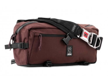 CHROME KADET NYLON Messengerbag Java
