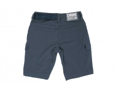 CHROME CARGO SHORTS broek indigo