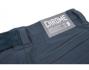CHROME CARGO SHORTS indigo