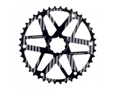 E13 e*thirteen Extended Range Cog sprocket black