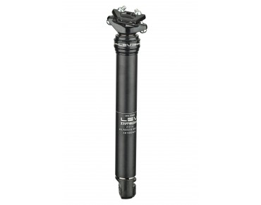 Kind Shock LEV Integra 385/125 Vario seatpost schwarz