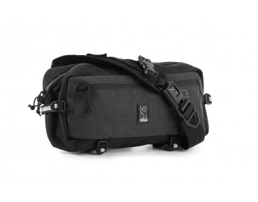 CHROME KADET NYLON Messengerbag Night/Black