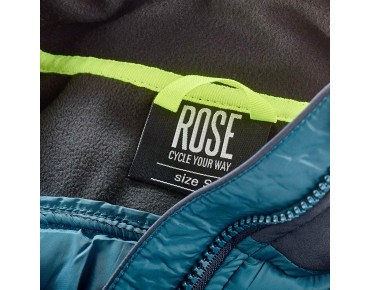 ROSE HYBRID jacket navy/petrol