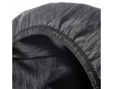 ROSE FUNCTION hooded jacket charcoal