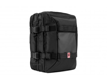 CHROME MACHETO TRAVEL PACK cycling backpack black/black