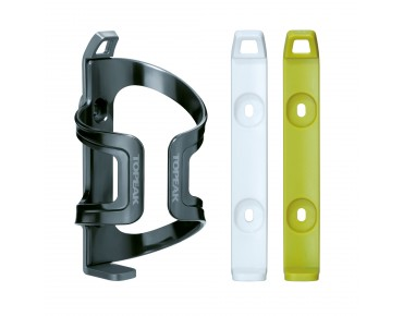 Topeak Dual Side Cage EX bottle cage gray/white/green