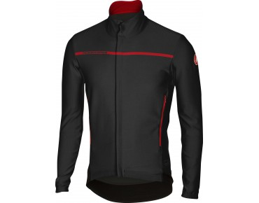 Castelli PERFETTO GORE WINDSTOPPER soft shell jacket black
