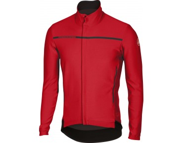 Castelli PERFETTO GORE WINDSTOPPER soft shell jacket red