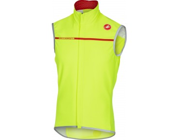 Castelli PERFETTO GORE WINDSTOPPER Weste fluo yellow